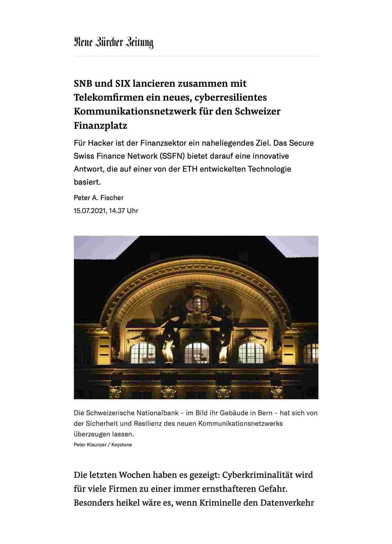 SNB_SIX_lancieren